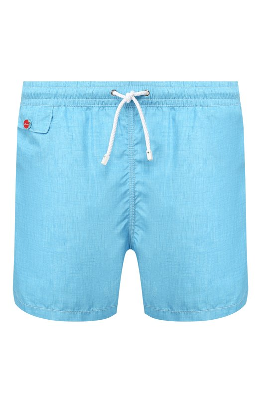 Kiton | Бирюзовый Плавки-шорты Kiton | Clouty