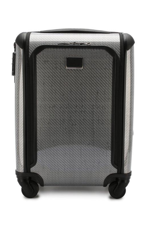 tumi | Серый Дорожный чемодан Tegra-Lite Tumi | Clouty