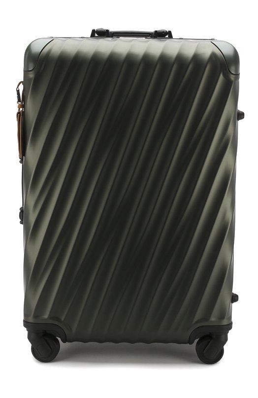 tumi | Зеленый Дорожный чемодан 19 Degree Aluminum Tumi | Clouty