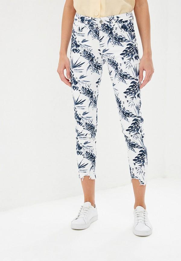 adL | белый Женские белые брюки adL | Clouty