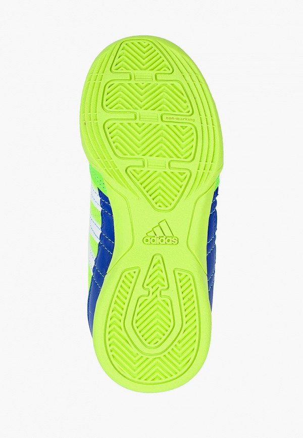 adidas | зеленый Зеленые бутсы adidas резина для младенцев | Clouty
