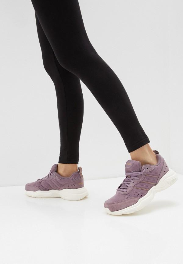 adidas | фиолетовый Кроссовки adidas | Clouty