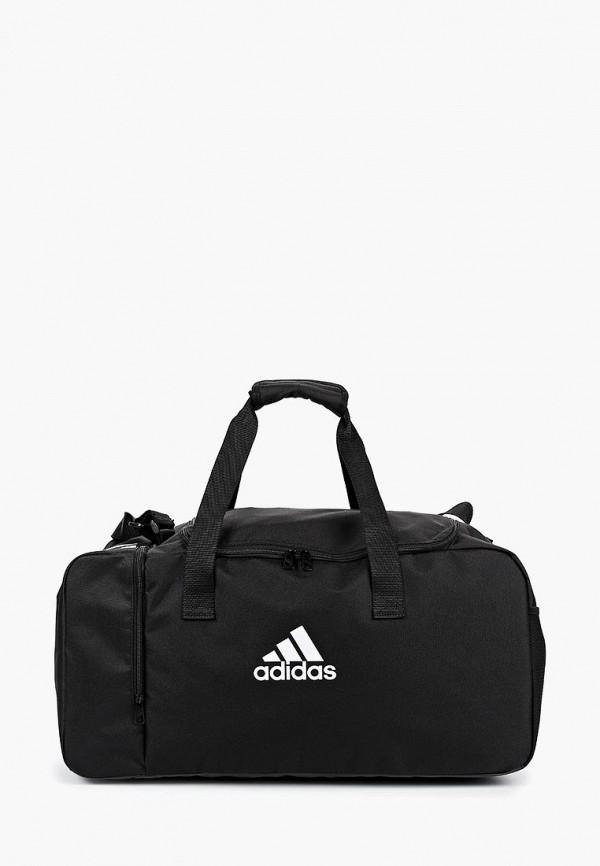 adidas   черный Сумка спортивная   Clouty