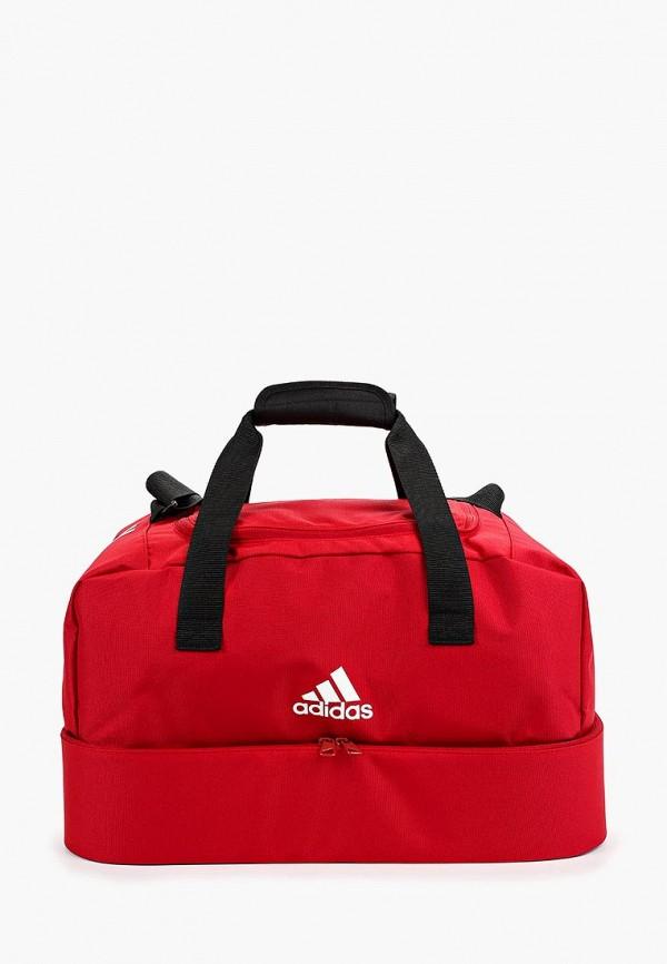 adidas   красный Красная спортивная сумка adidas   Clouty
