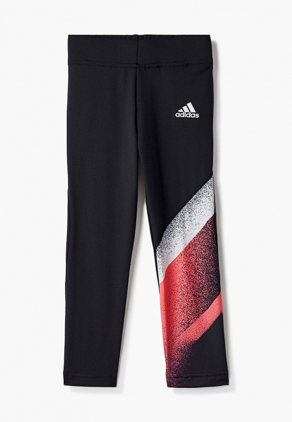 adidas   черный Тайтсы adidas   Clouty