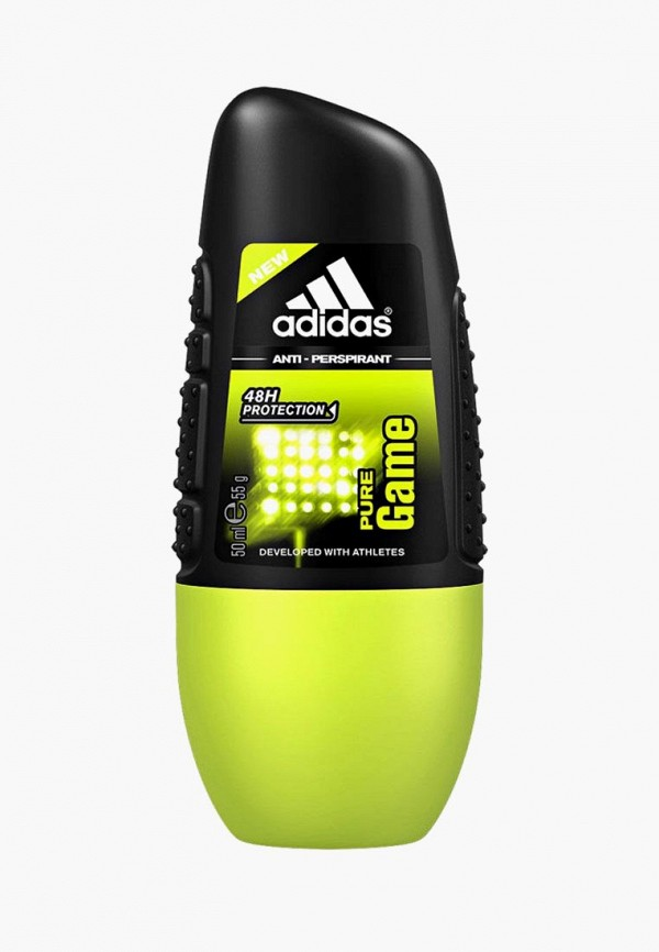 adidas | Мужской прозрачный дезодорант adidas | Clouty