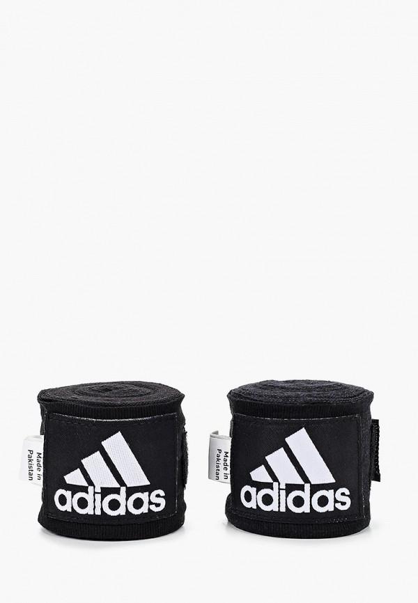 adidas   черный Бинт боксерский adidas Combat   Clouty