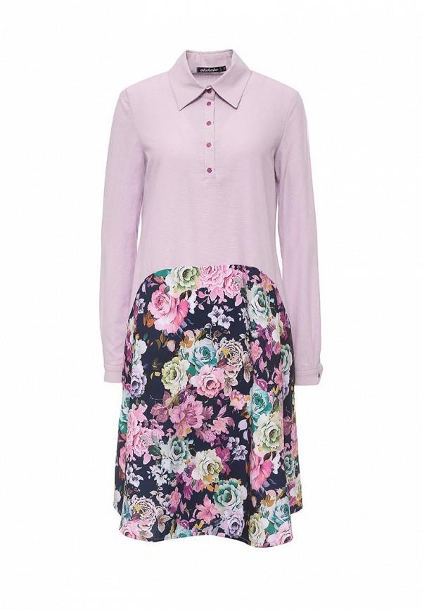 Adzhedo | фиолетовый Женское фиолетовое платье Adzhedo | Clouty