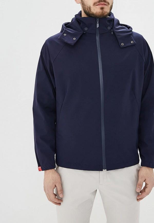 Adolfo Dominguez | синий Мужская синяя куртка Adolfo Dominguez | Clouty
