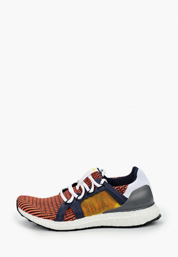 adidas by Stella McCartney | коричневый Женские коричневые кроссовки adidas by Stella McCartney резина | Clouty