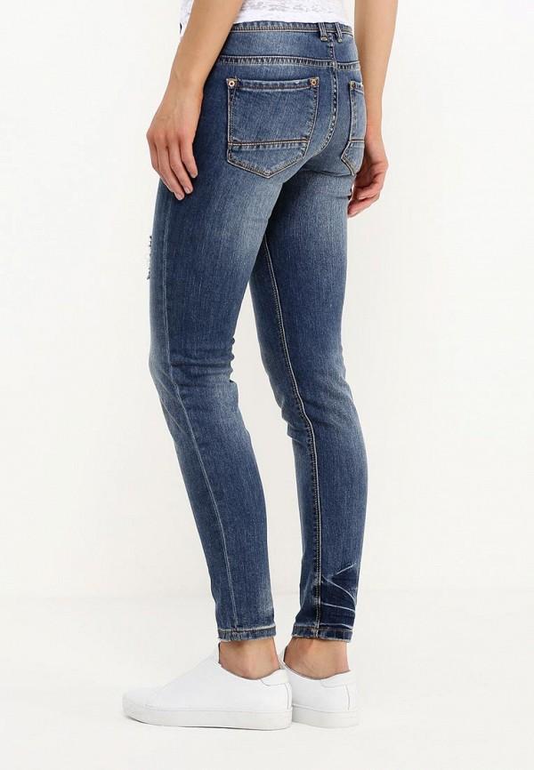 Alcott | синий Женские синие джинсы Alcott | Clouty