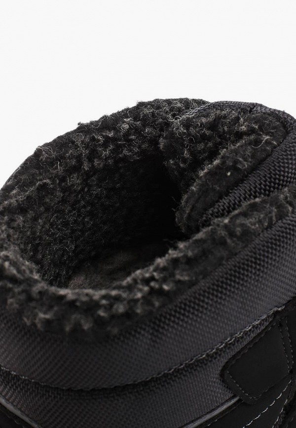 Antilopa | черный Зимние черные ботинки Antilopa термопластиковая резина для мальчиков | Clouty
