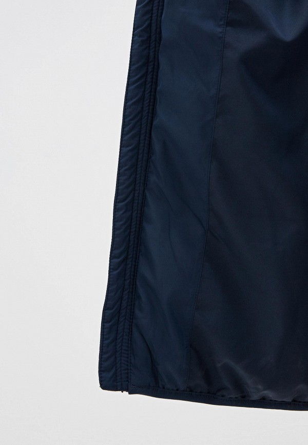 Anta | Мужской зимний синий пуховик Anta | Clouty
