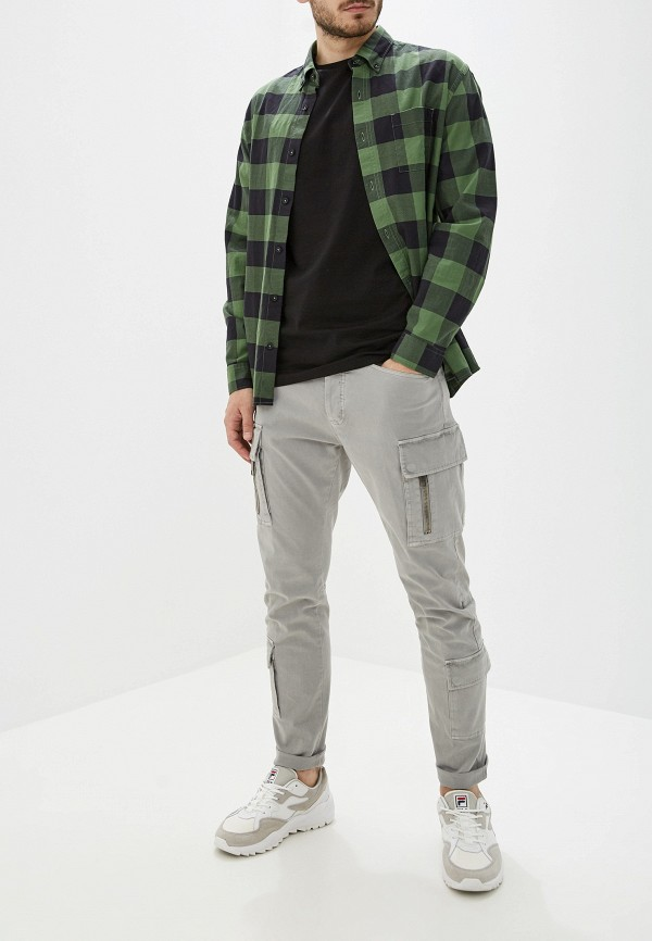 Antony Morato | серый Мужские летние серые брюки Antony Morato | Clouty