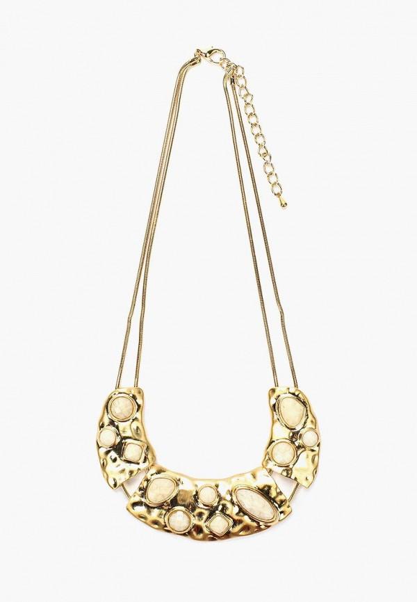 Art Silver | золотой Женское золотое колье Art Silver | Clouty