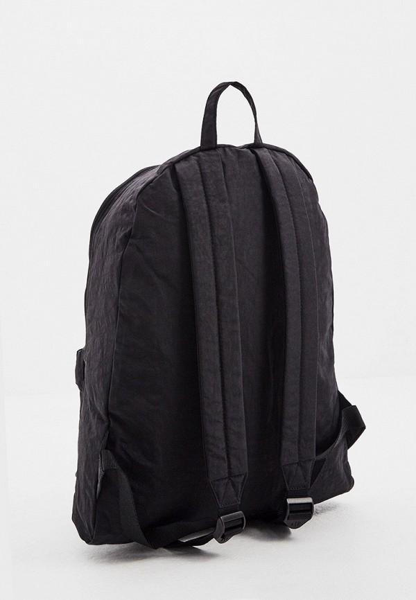 Armani Exchange | Мужской черный рюкзак Armani Exchange | Clouty