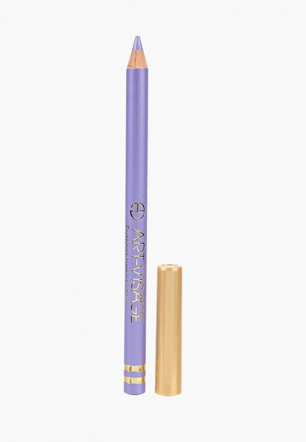 Art-Visage | Фиолетовый карандаш для глаз Art-Visage | Clouty