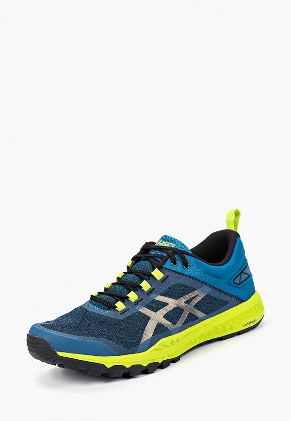 ASICS | бирюзовый Мужские бирюзовые кроссовки ASICS полимер | Clouty