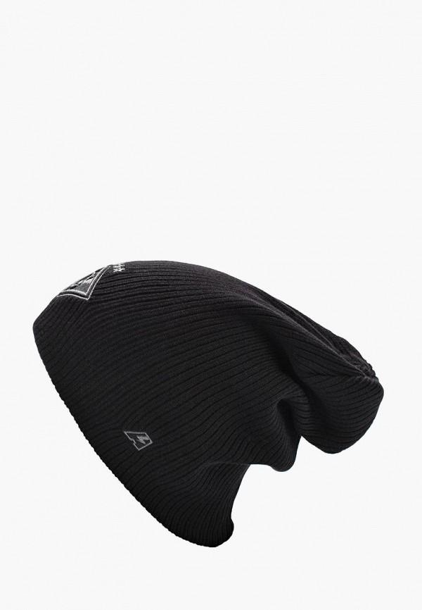 Atributika & Club | черный Черная шапка Atributika & Club | Clouty