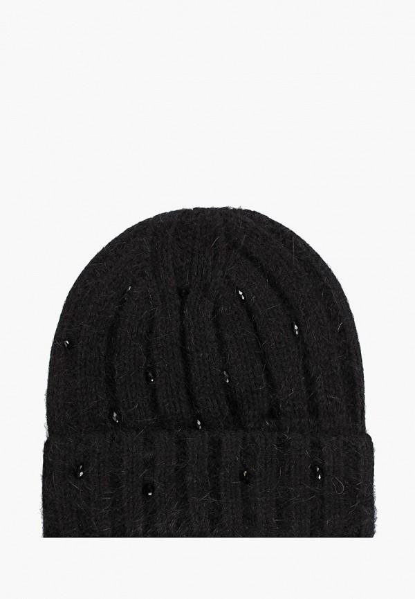 Avanta | черный Женская зимняя черная шапка Avanta | Clouty