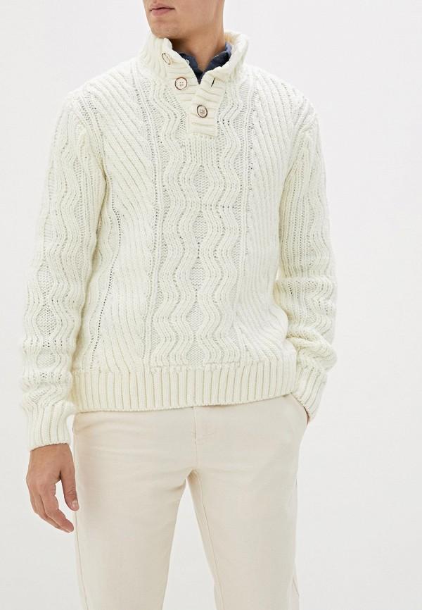 Baon | Мужской зимний белый свитер Baon | Clouty