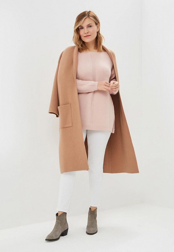 Baon | Женский розовый джемпер Baon | Clouty