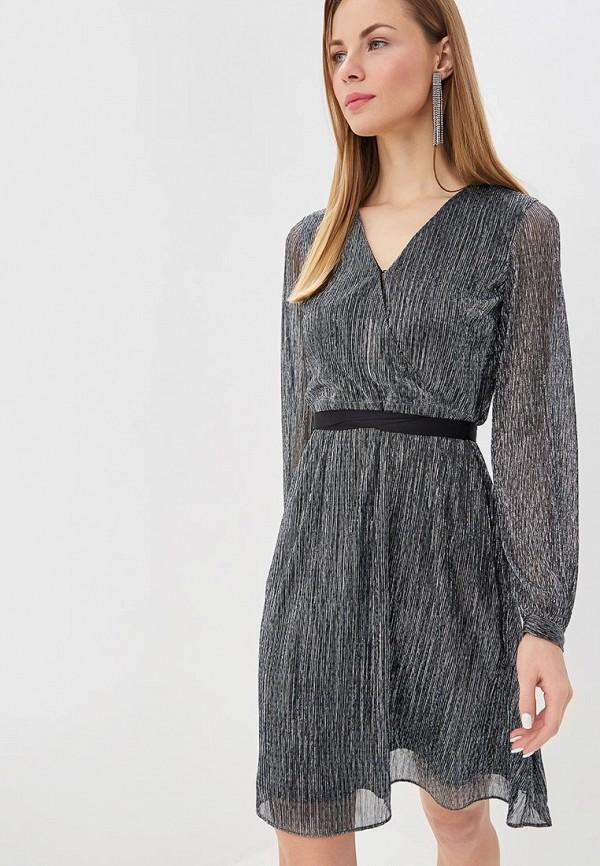 Banana Republic | серебряный Женское серебряное платье Banana Republic | Clouty