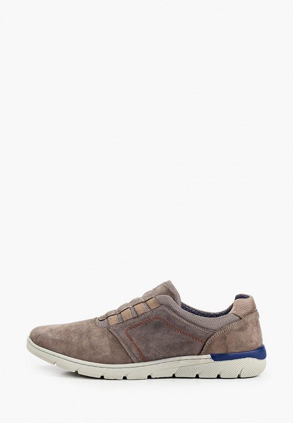 Bata | коричневый Мужские коричневые ботинки Bata термопластиковая резина | Clouty