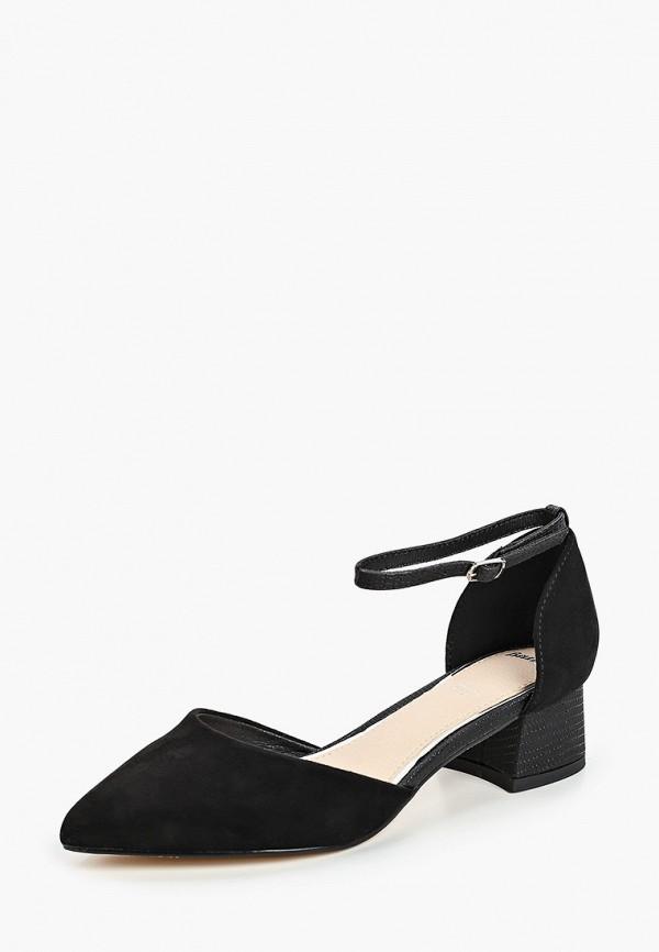 Bata | черный Туфли Bata | Clouty