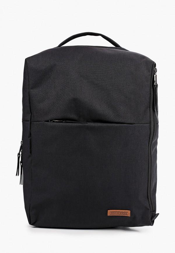 Bata | Мужской черный рюкзак Bata | Clouty