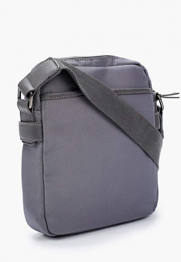 Bata   серый Мужская серая сумка Bata   Clouty