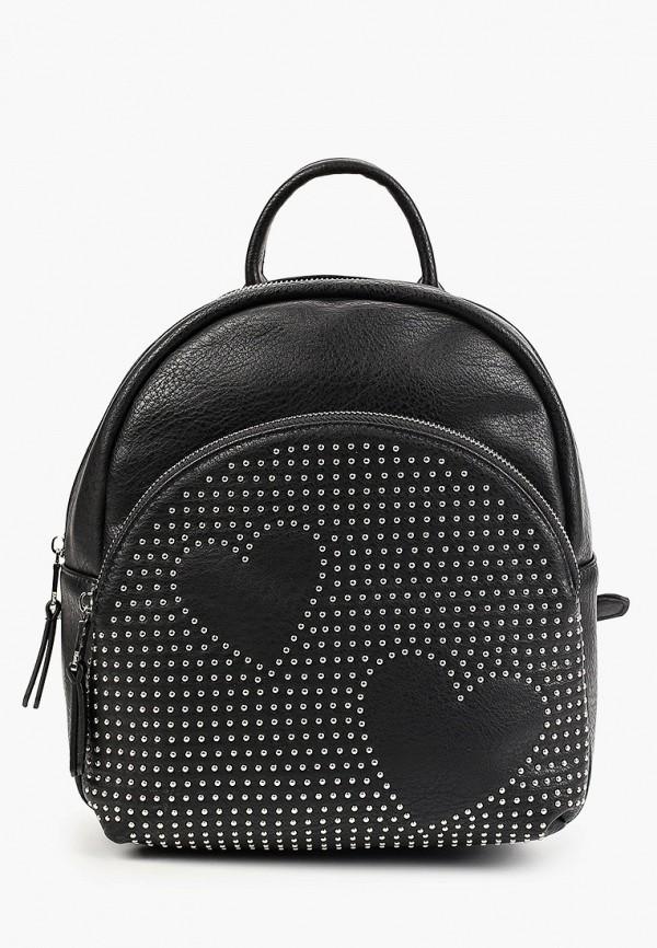 Bata | Женский черный рюкзак Bata | Clouty