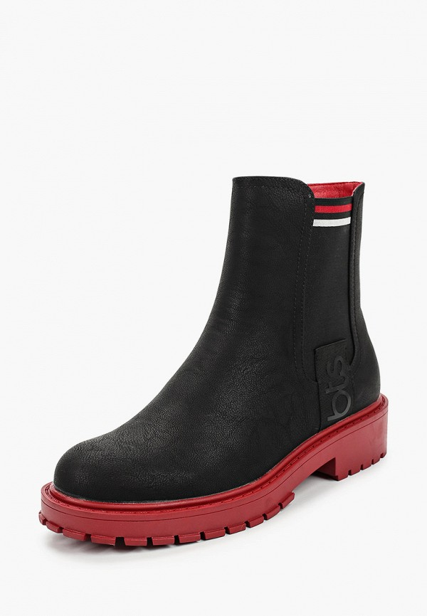 Betsy | черный Ботинки Betsy | Clouty