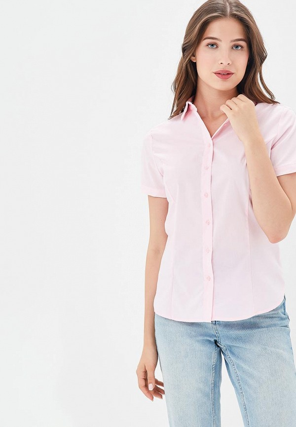 Befree | розовый Женская розовая рубашка Befree | Clouty