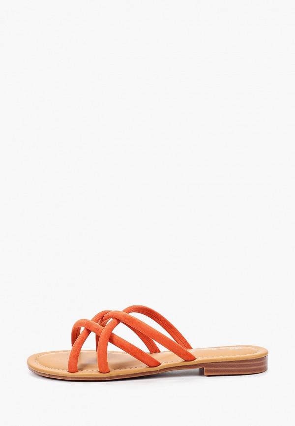 Bellewomen | оранжевый Сабо BelleWomen | Clouty