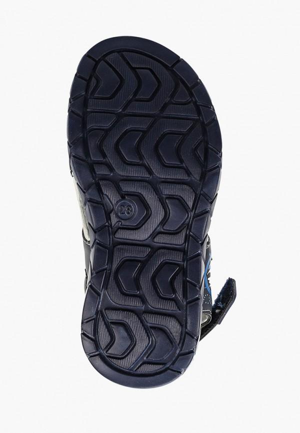 Berten | синий Летние синие сандалии Berten резина для мальчиков | Clouty