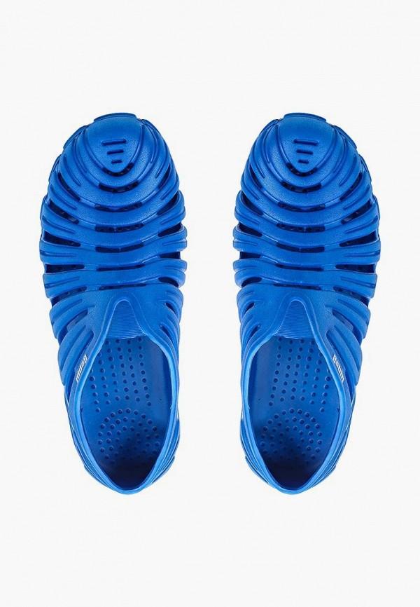 Beppi | синий Мужская летняя синяя акваобувь Beppi полимер | Clouty