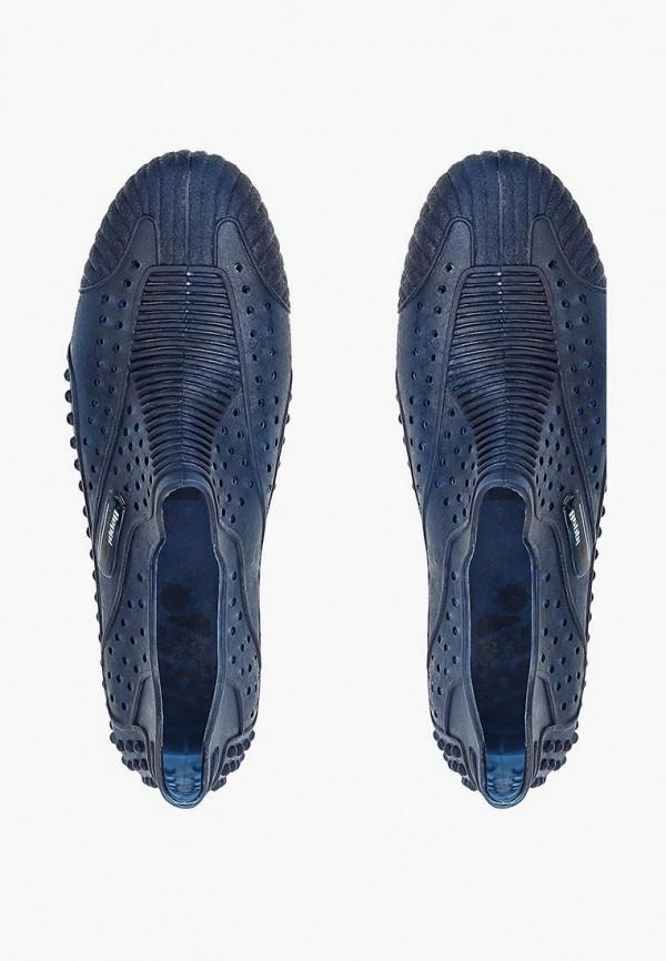 Beppi | синий Мужская синяя акваобувь Beppi резина | Clouty