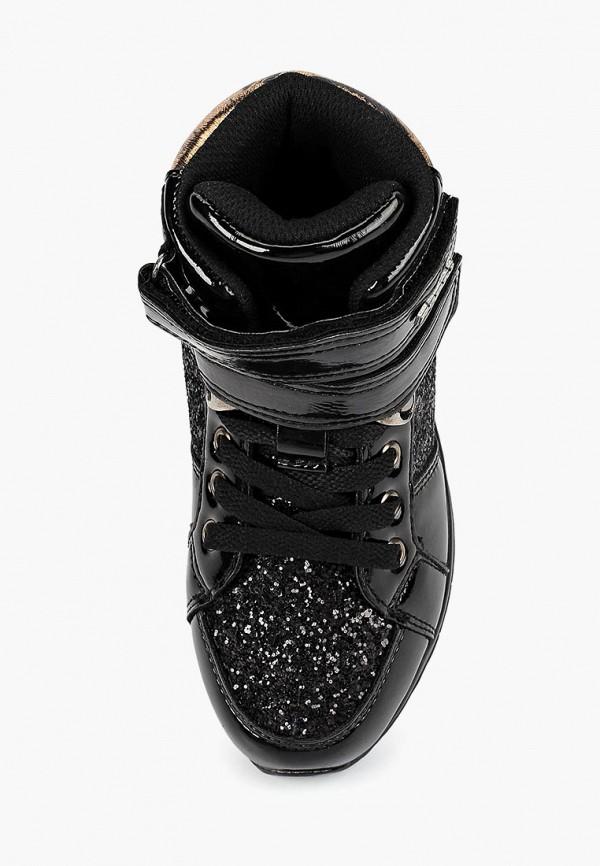Beppi | черный Черные кроссовки Beppi термопластиковая резина для девочек | Clouty
