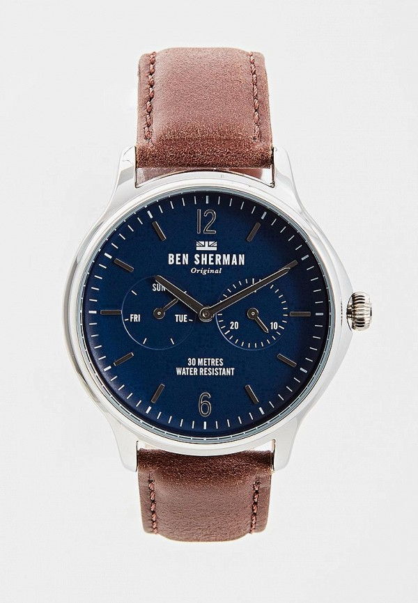 Ben Sherman | коричневый Мужские коричневые часы Ben Sherman | Clouty