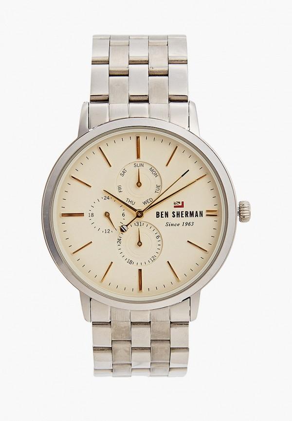 Ben Sherman | серебряный Часы Ben Sherman | Clouty