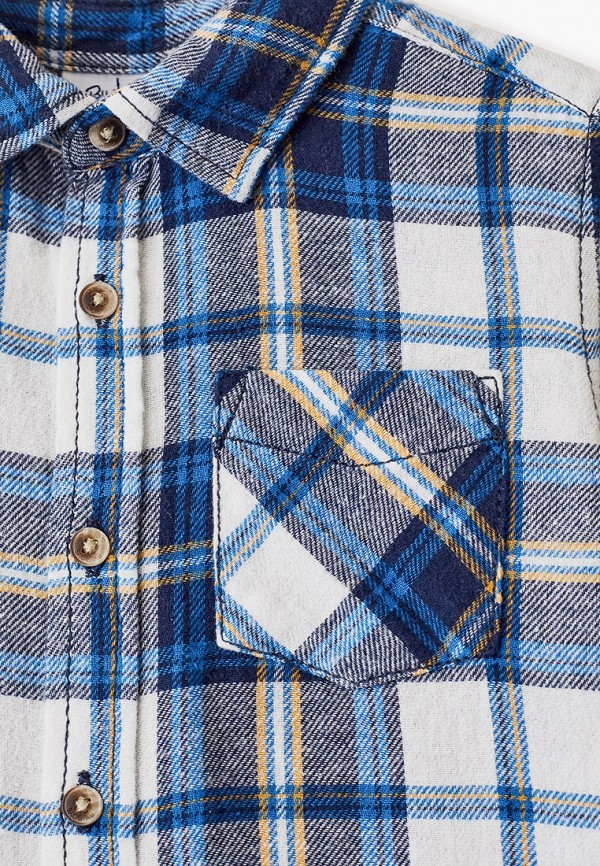 Blukids | голубой Голубая рубашка Blukids для мальчиков | Clouty