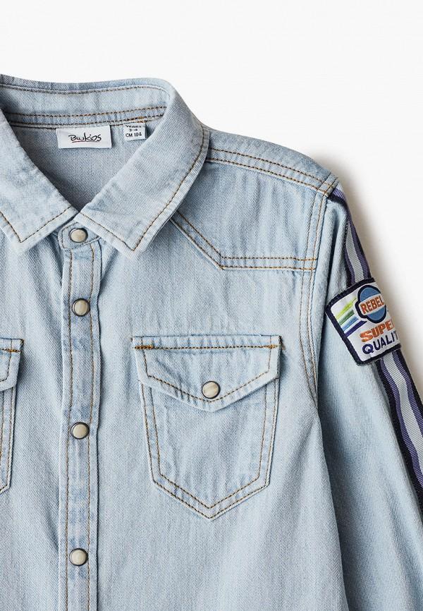 Blukids | голубой Голубая джинсовая рубашка Blukids для мальчиков | Clouty