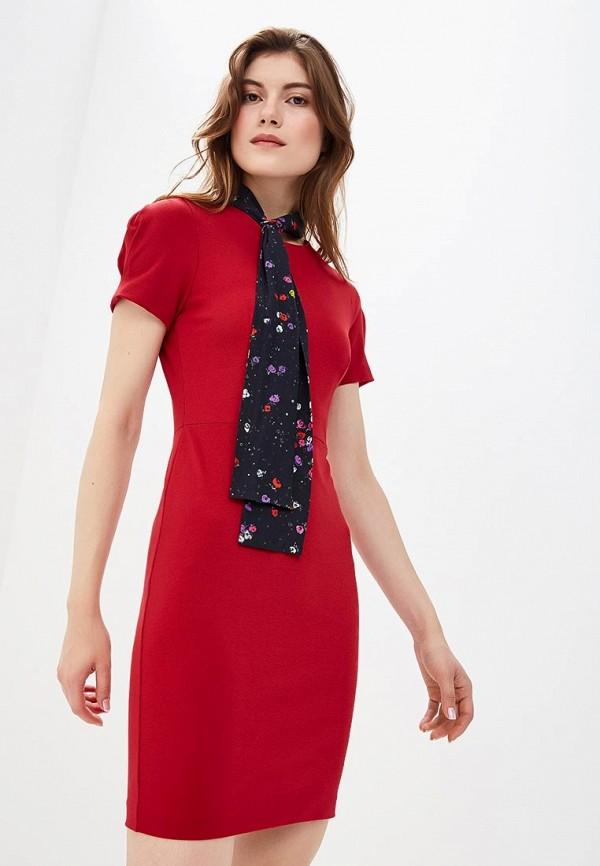 Blugirl Blumarine | красный Женское красное платье Blugirl Blumarine | Clouty