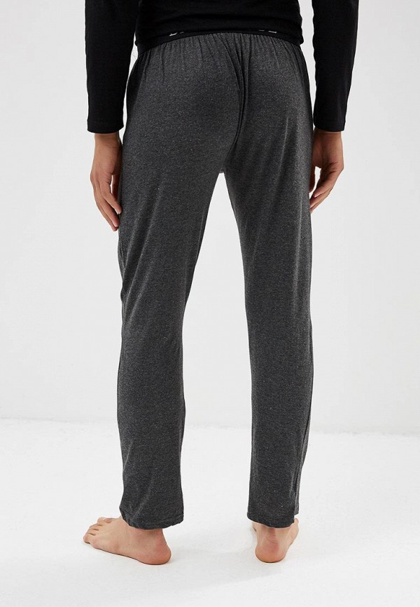 Brave Soul | серый Мужские серые домашние брюки Brave Soul | Clouty