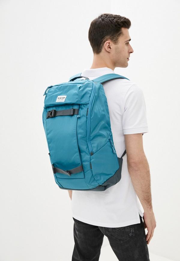 BURTON | Голубой рюкзак BURTON | Clouty