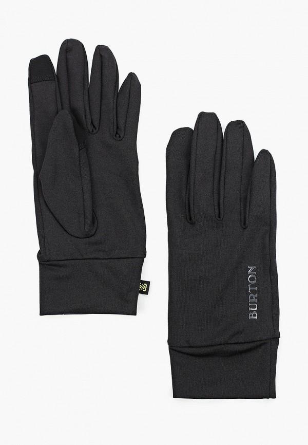 BURTON   черный Черные перчатки BURTON   Clouty