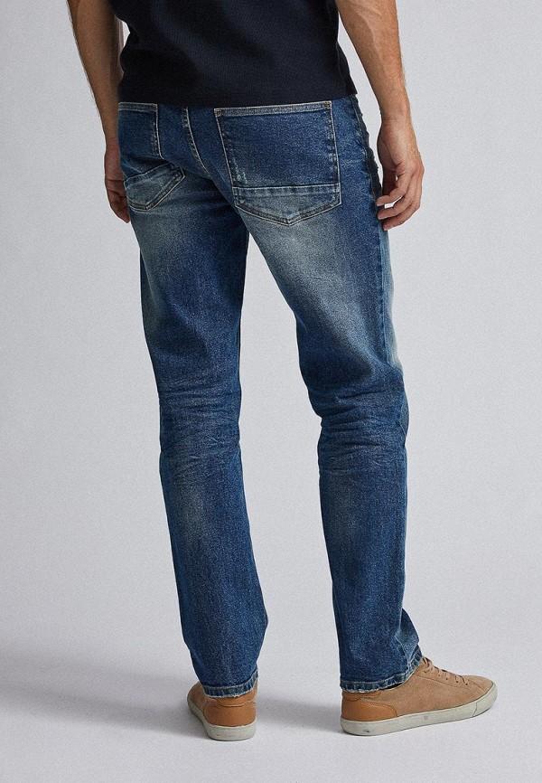 BURTON | синий Мужские синие джинсы BURTON | Clouty