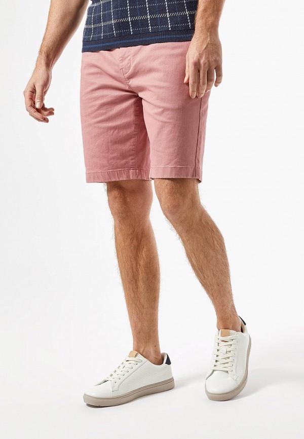 BURTON   розовый Мужские летние розовые шорты BURTON   Clouty