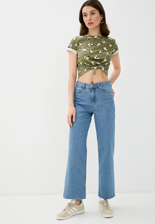 B.Young | голубой Женские голубые джинсы B.Young | Clouty